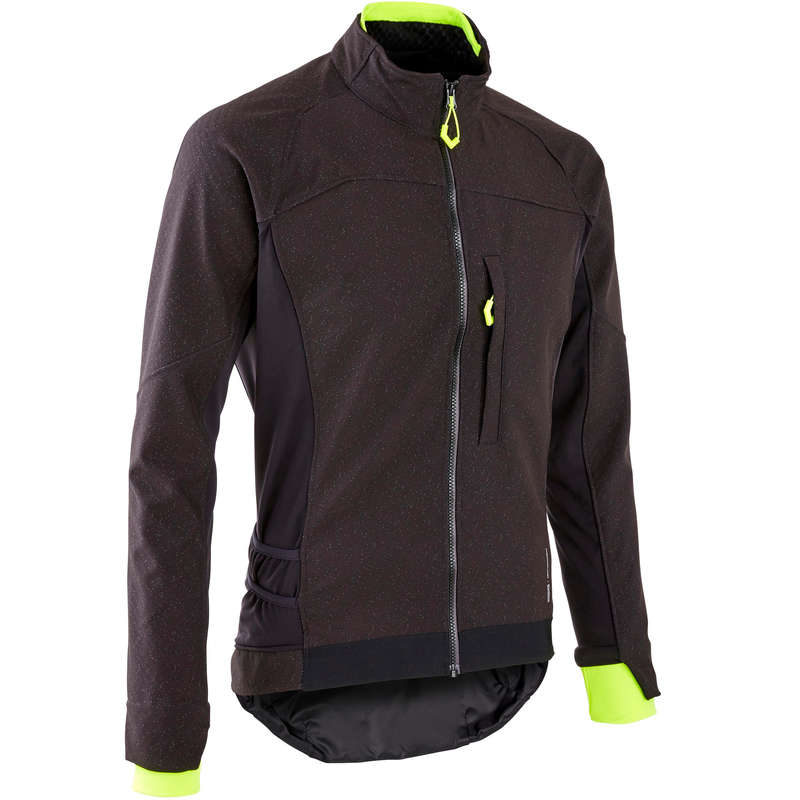 MEN COLD WEATHER ST MTB APPAREL Cycling - ST 500 Jacket ROCKRIDER - Cycling