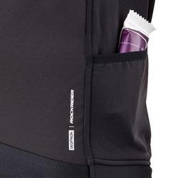MTB jas heren ST500 blauw/zwart