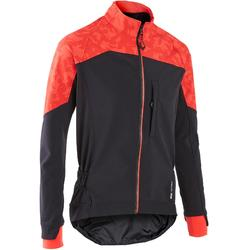 Men's Mountain Biking Jacket ST 500 - Red/Black