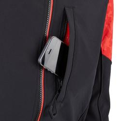 MTB-jack voor heren ST500 rood/zwart