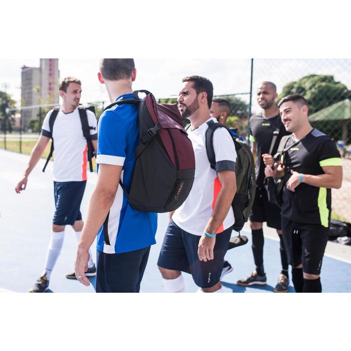 25L Team Sports Backpack Intensive - Burgundy