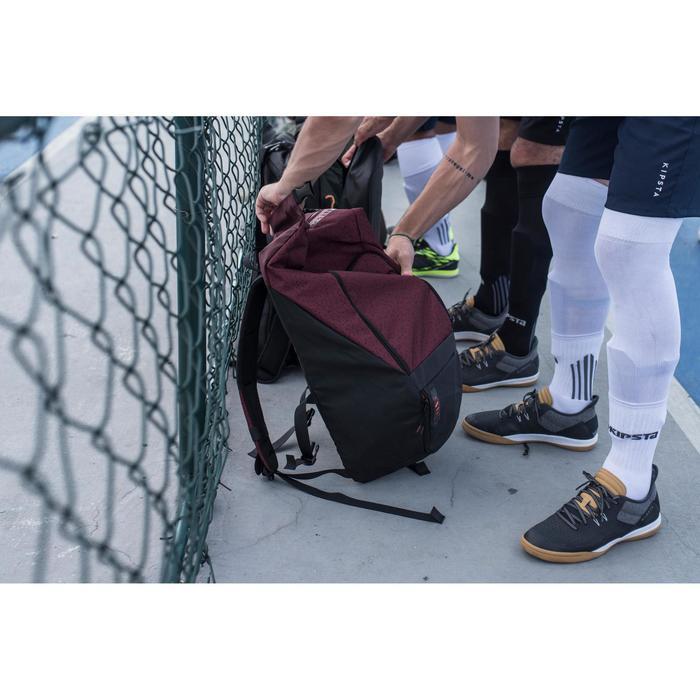 Intensive 25-Litre Backpack - Burgundy/Black