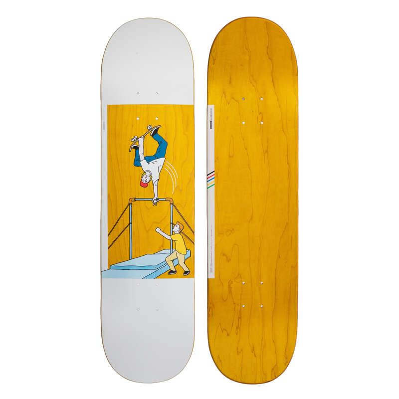 SKATEBOARDING Skateboarding and Longboarding - 8