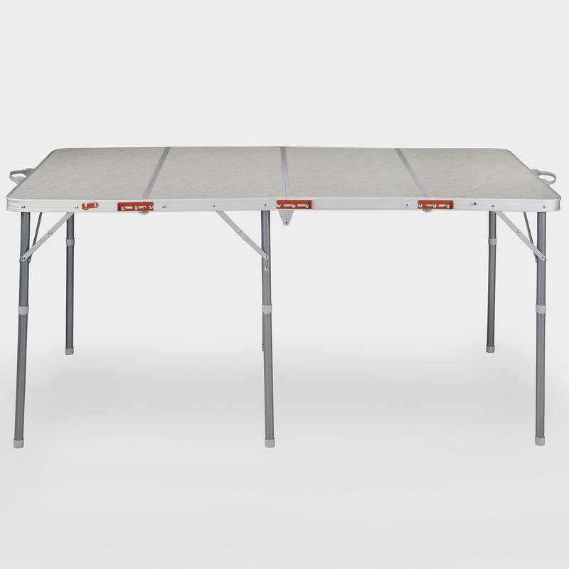 LARGE FOLDING CAMPING TABLE – 6 TO 8 PEOPLE