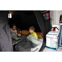 SAC DE COUCHAGE EN COTON POUR LE CAMPING - ARPENAZ 20° COTON