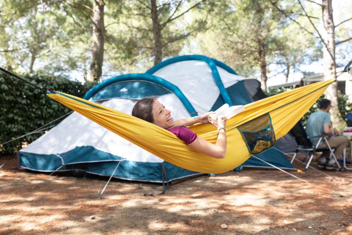 hammock nature gift friends camping