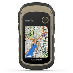 GPS-Gerät Garmin Etrex 32x Wandern und Trekking beige