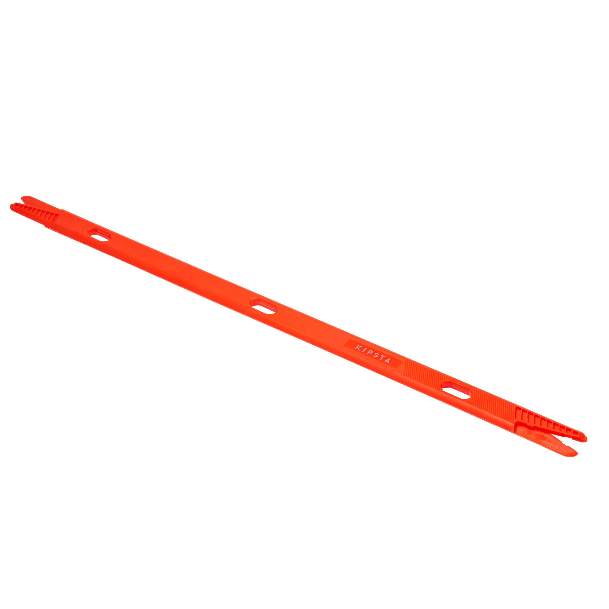KIPSTA. Confezione 2 picchetti MODULAR 90cm arancioni
