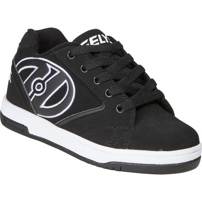 Chaussures à roulettes HEELYS PROPEL BLACK/WHITE TST - 175987