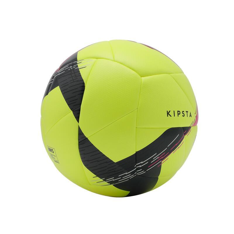 Ballon de football Hybride F550 taille 4 jaune