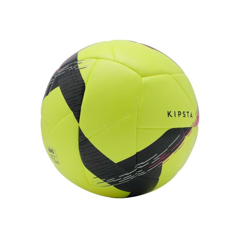Palloni calcio a 11 Sport di squadra - Pallone calcio F550 T4 giallo KIPSTA - Palloni calcio