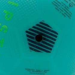 1號迷你足球Sunny 300 - 藍綠色