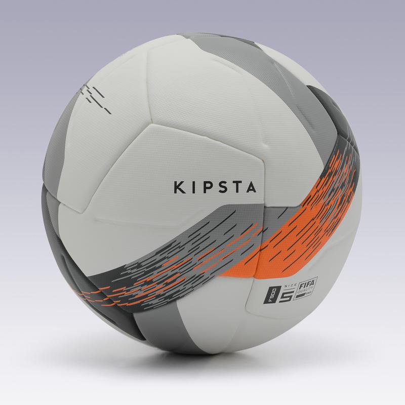 ลูกฟุตบอลเย็บติดแบบเทอร์โมบอนด์รุ่น F900 FIFA เบอร์ 5 (สีขาว)