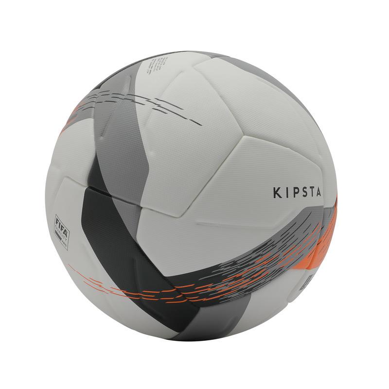 Ballon de football F900 FIFA thermocollé taille 5 blanc