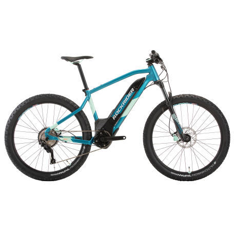 ROCKRIDER E-ST 900 Women's Electric Mountain Bike