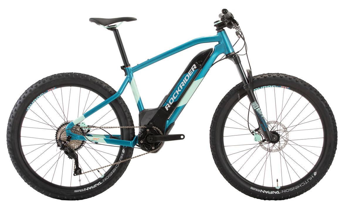 ROCKRIDER E-ST 900 Women's Electric Mountain Bike