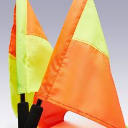 Grensrechter vlaggen
