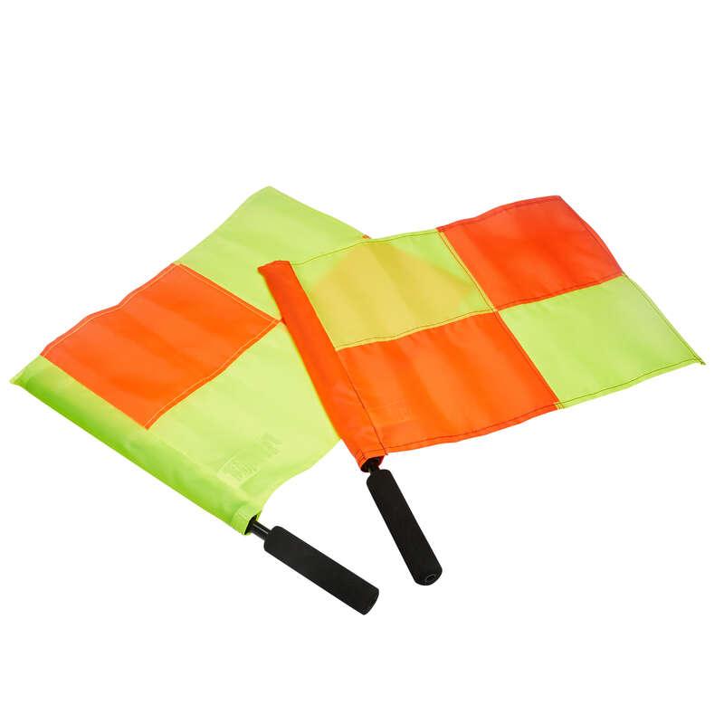 Accesorii sporturi de echipă Futsal - Steag Arbitru Fotbal KIPSTA - Aparatori si accesorii de antrenament