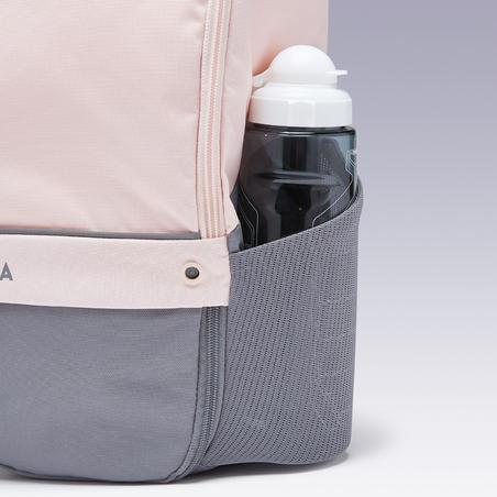 Tas Ransel Essential 17 L - Pink/Abu-Abu