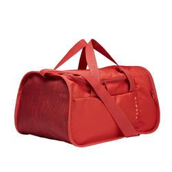 Sac de sport Kipocket 20 litres rouge brique