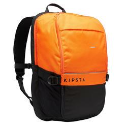35L Backpack Essential - Black/Orange