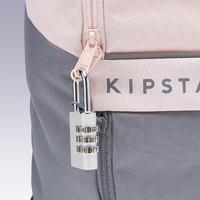 17L Backpack Essential - Pink/Grey