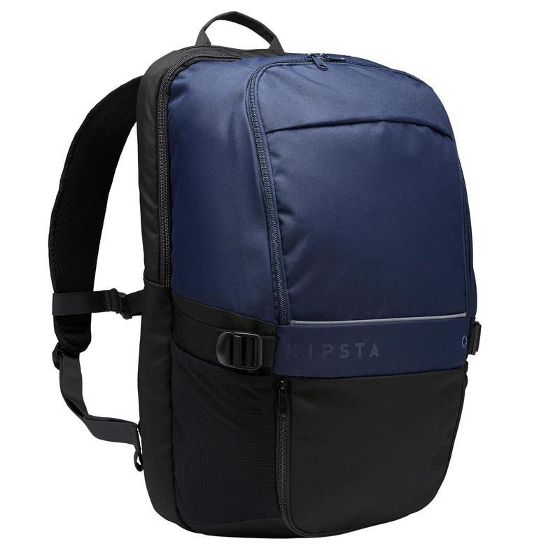 Rugzak Essentiel 35L blauw en zwart
