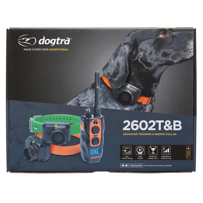Collar Adiestramiento Y Localización 2602 T&B Perros De Caza