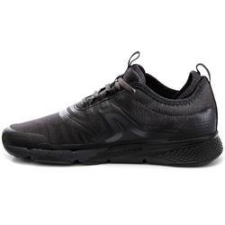 Walkingschuhe PW 580 wasserabweisend Damen schwarz