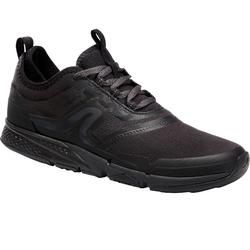 Zapatillas Caminar Newfeel PW 580 WaterResist Mujer Negro