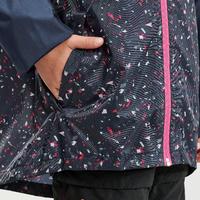Manteau imperméable de randonnée MH150 – Enfants