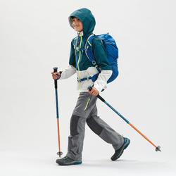 Waterdichte wandeljas voor kinderen MH500 turkoois