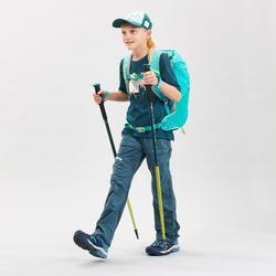 Wandel T-shirt voor kinderen MH100 groen