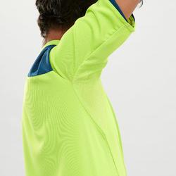 Wandelshirt voor kinderen MH550 groen