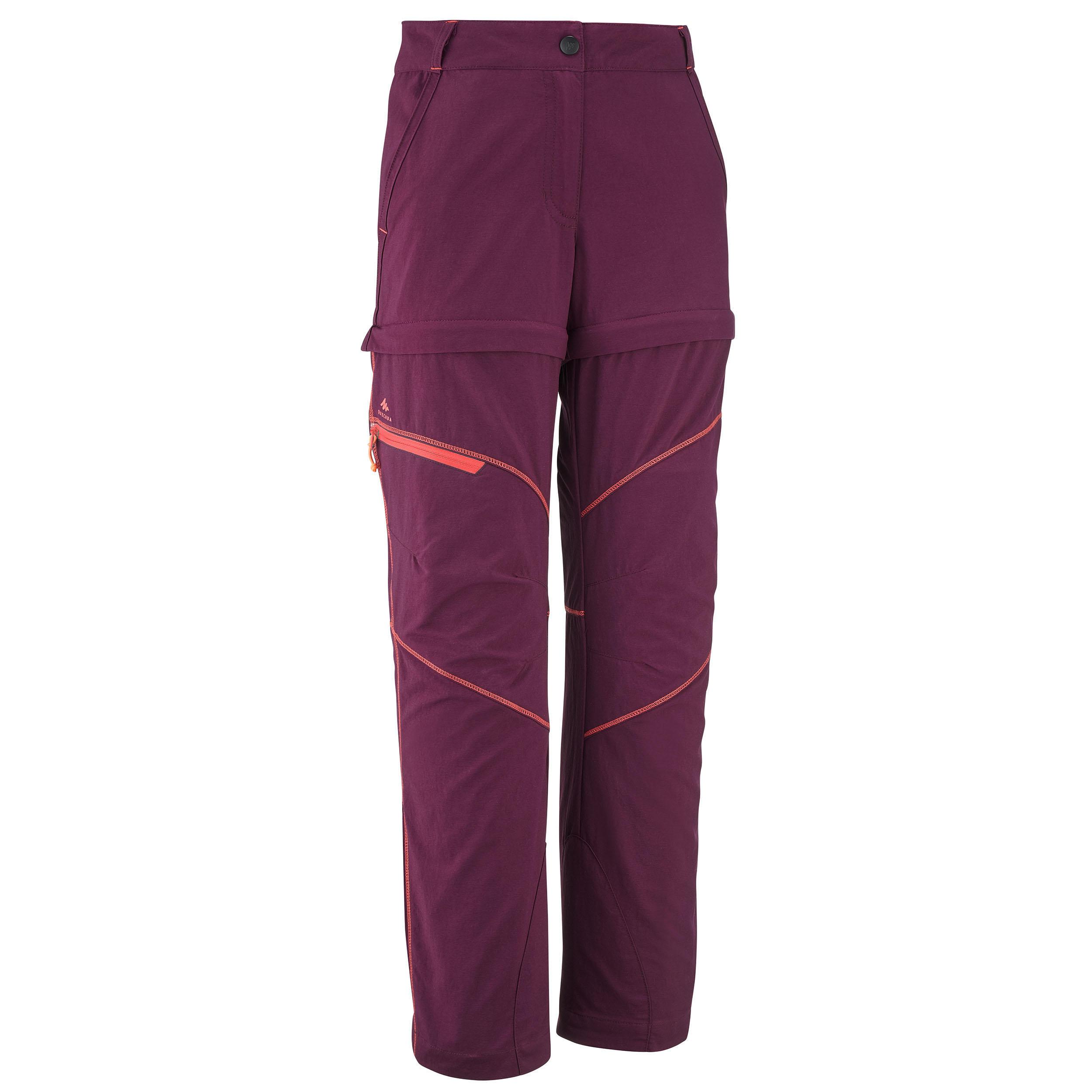 Pantalon modulabil MH500 Mov imagine