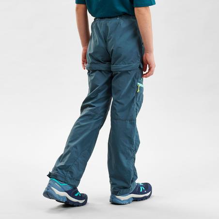 Pantalon de randonnée convertible MH500 - Enfants