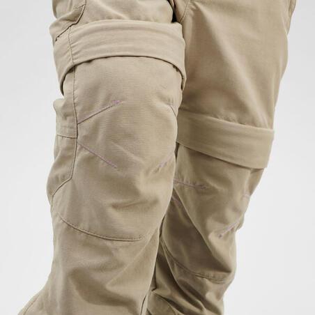 """Mergaičių kelnės-šortai žygiams """"MH500"""""""