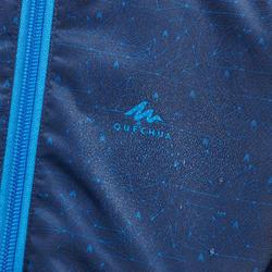 Regenjas voor wandelen kinderen MH500 blauw 2 tot 6 jaar