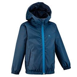 Veste imperméable de randonnée enfant - MH500 KID - 2-6 ANS