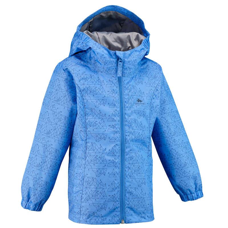 ОДЕЖДА ДЕВОЧКИ 2-6 ЛЕТ Детская летняя одежда - КУРТКА MH500 QUECHUA - Детская летняя одежда
