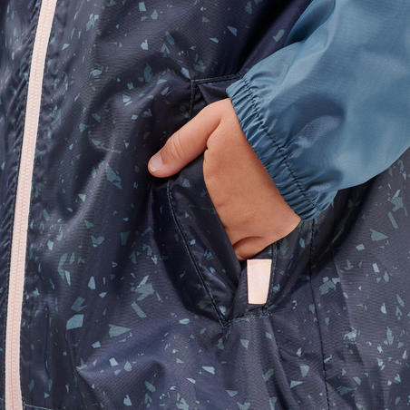 MH150 Waterproof Hiking Jacket - Kids