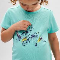 MH100 Hiking T-Shirt - Kids