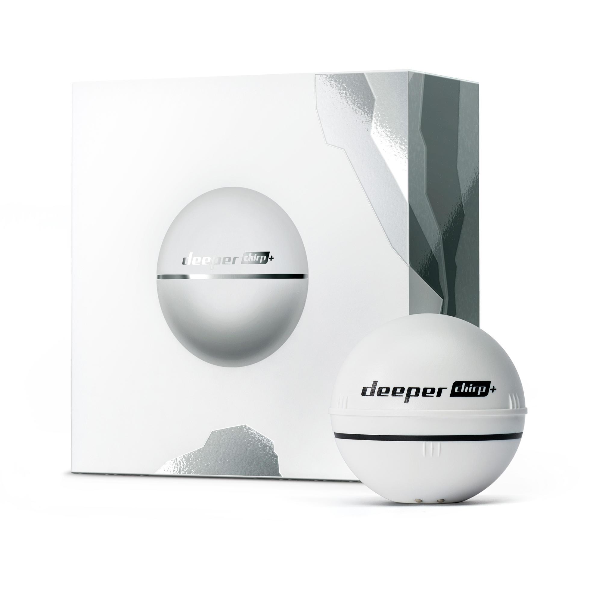 Sonar DEEPER CHIRP+ Alb