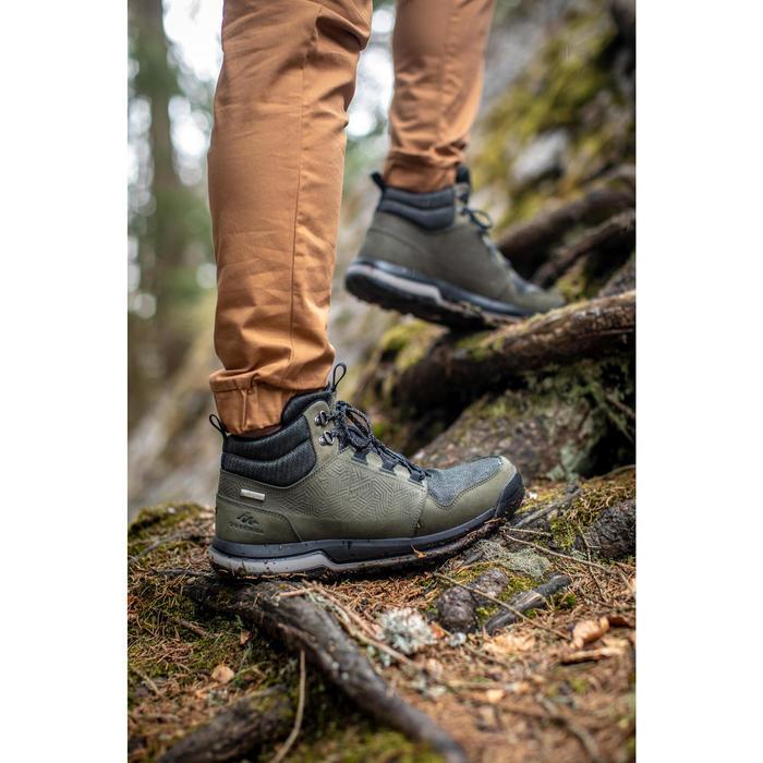 NH500 Fit Men's Country Walking Pants - Nut-brown