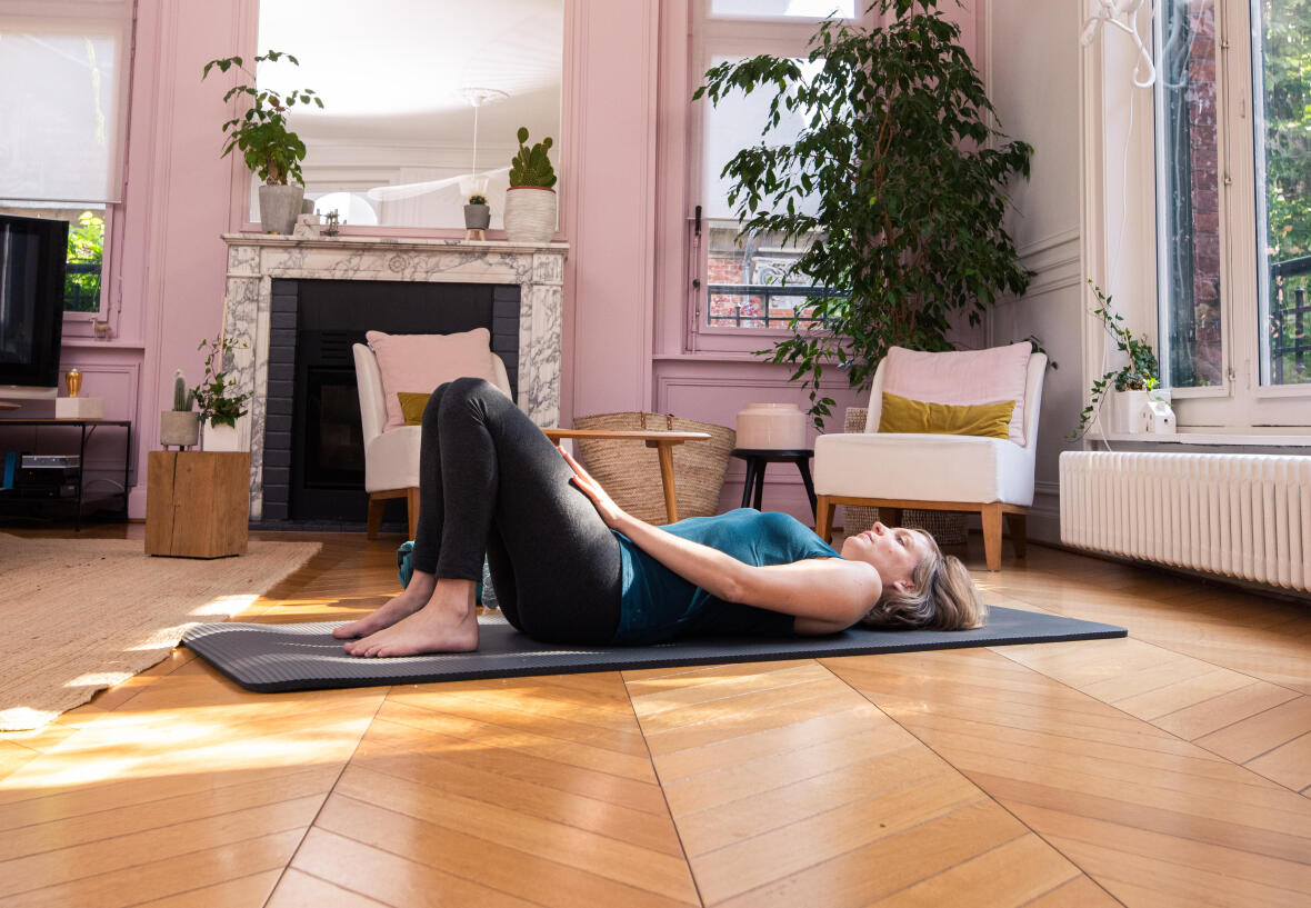 position pilates