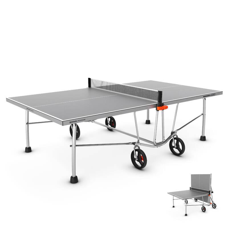 STOLY NA STOLNÍ TENIS DO KAŽDÉHO POČASÍ RAKETOVÉ SPORTY - STŮL NA STOLNÍ TENIS PPT530  PONGORI - Stolní tenis, ping pong