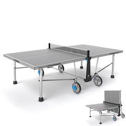 Tischtennisplatte PPT 900 Outdoor grau