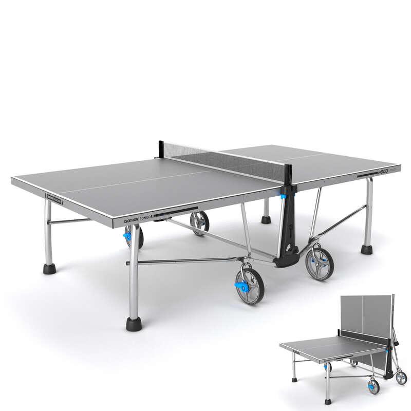 STOŁY OUTDOOR MODUL 1 Tenis stołowy - STÓŁ PPT900 OUTDOOR PONGORI - Stoły i akcesoria do tenisa stołowego