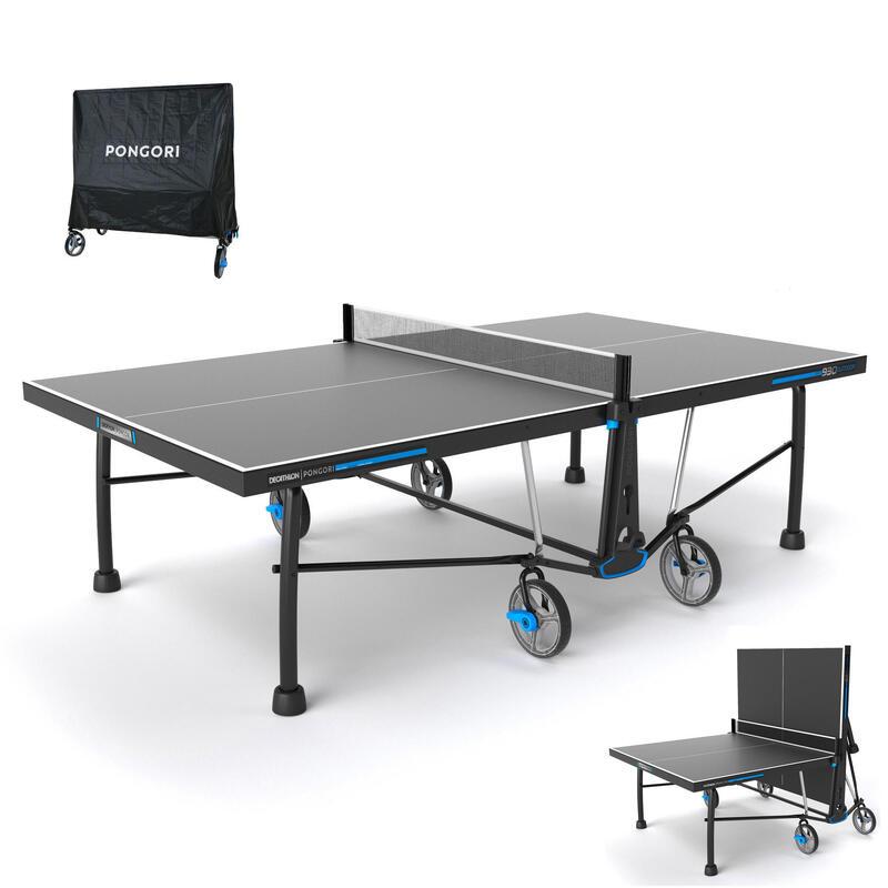 Mesa de Ping-Pong Pongori Free PPT 930 Outdoor con Funda