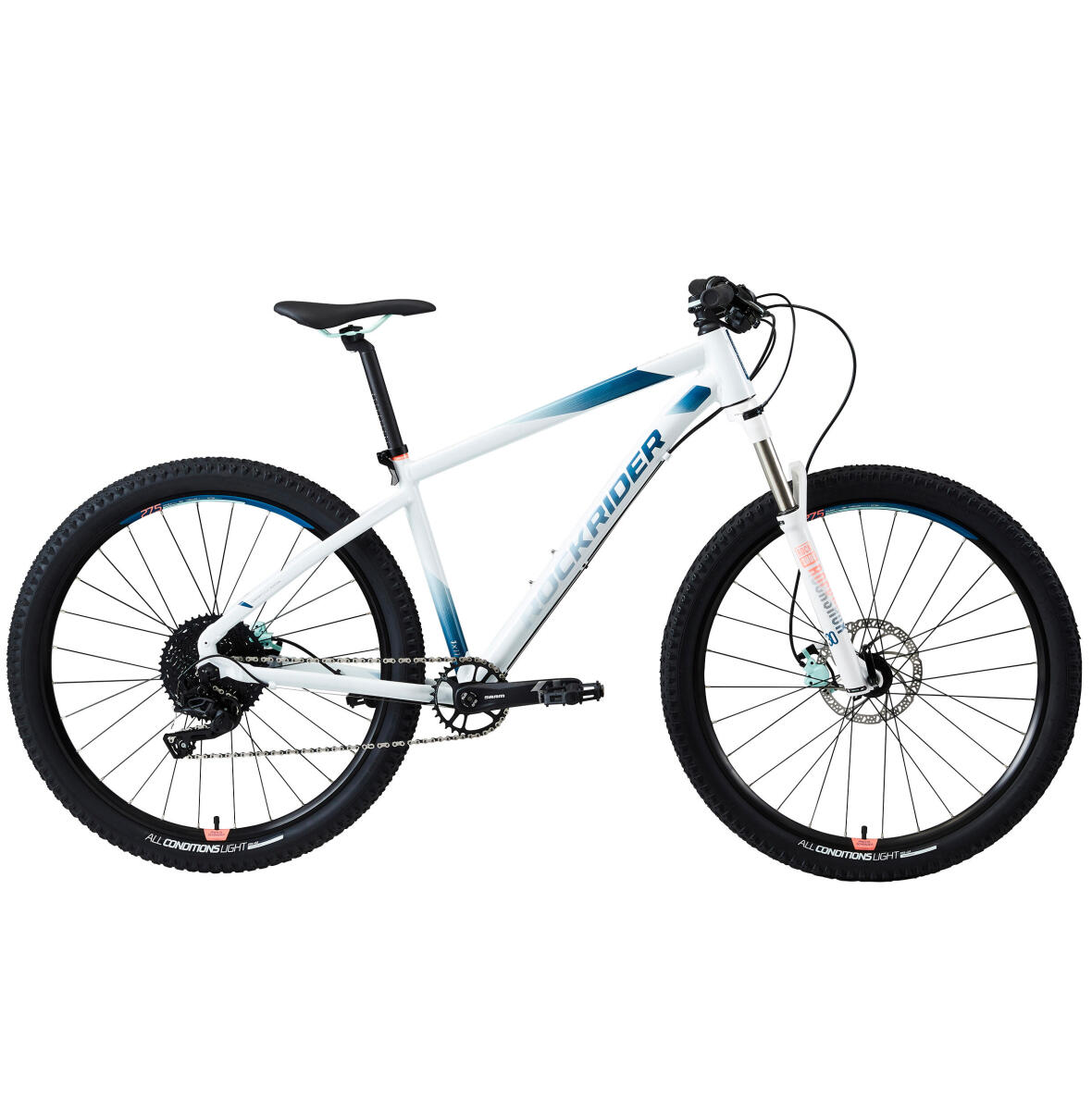 BTT ROCKRIDER ST 900 WOMEN WHITE